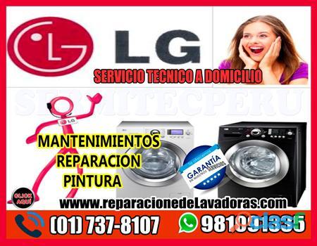A su servicio• tècnicos de lavadoras&secadoras lg en san miguel #7378107