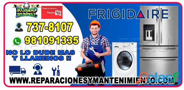 Al tok3• técnicos especializados en lavadoras frigidaire/ la victoria #7378107