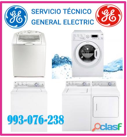 Servicio tecnico de lavadoras general electric