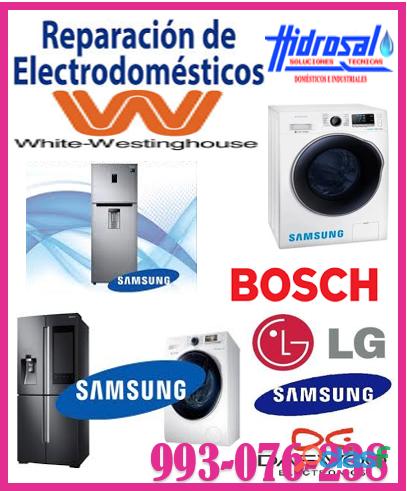 Servicio técnico de refrigeradoras electrolux 993 076 238