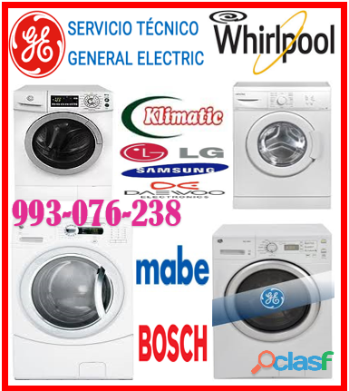 Servicio técnico de secadoras whirlpool 993 076 238