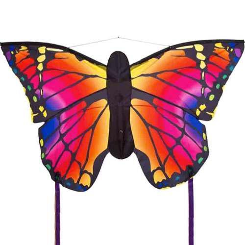Cometa mariposa rubi grande h q kites u s a