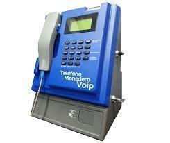 Teléfono públicos movistar con internet (ganancias del