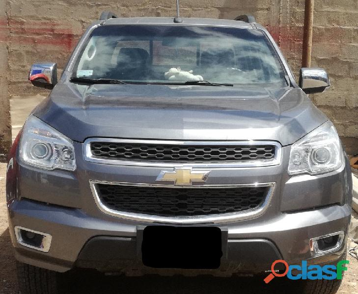 Chevrolet sliverado s10 ltz 4x4 cmta doble cabina full equipo $30,000.00