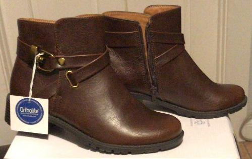 Botin botas zapatos sonoma mujer femenino