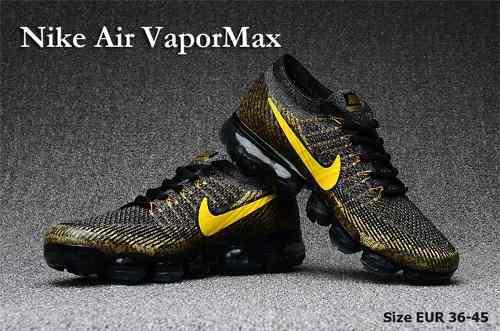 buscar el más nuevo estilo limitado recogido Zapatilla Nike Air Vapor Max 2018 Hombre Talla 41 Plus 270
