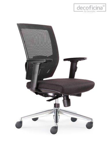 Silla ergonomica giratoria modelo vegas m para oficina