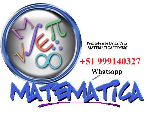 Matematicas online o domicilio