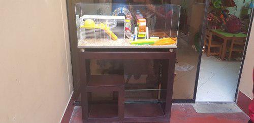 Mueble Para Hamster - Mascota