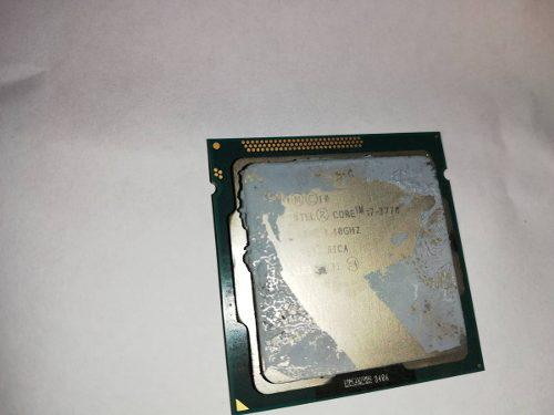 PROCESADOR CORE I7 - 3770 + RAM 2G DDR3 HYNIX 1600MHZ, usado segunda mano  Lima (Lima)