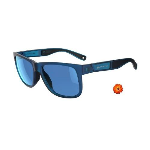 Gafas quechua trekkig de sol adulto mh 540 azul categoría 3