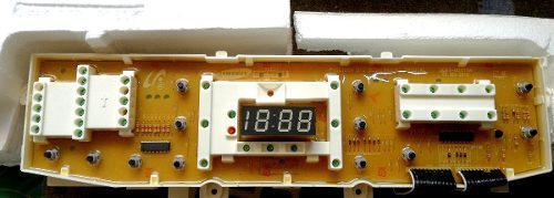 Lavadora samsung memoria tarjeta electronica pcb