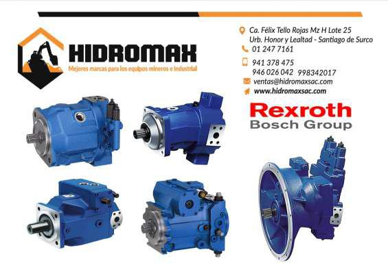 Rexroth piston a10vo100 en lima