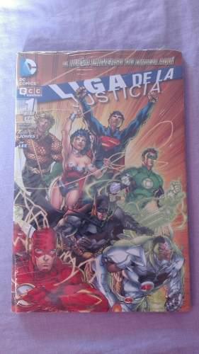 Dc Cómics - Liga De La Justicia - El Nuevo Universo Dc