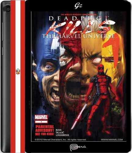 Deadpool Kills Marvel Universe - Comics - Español