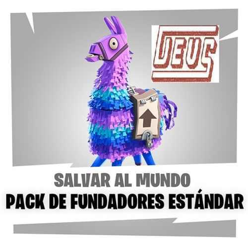 Fortnite - Pack De Fundadores Estandar