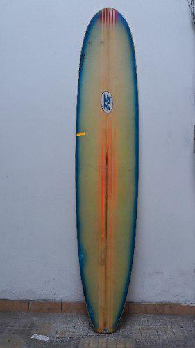 Tabla surf longboard +pita+funda ssuks surfshop