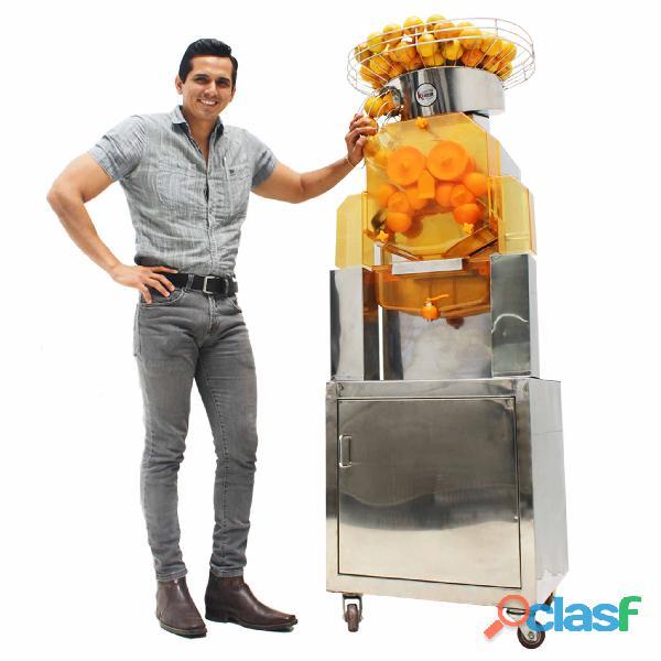 Maquina exprimidora de naranjas kretor