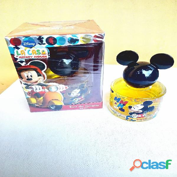Mickey minnie mouse colonia para niños y niñas