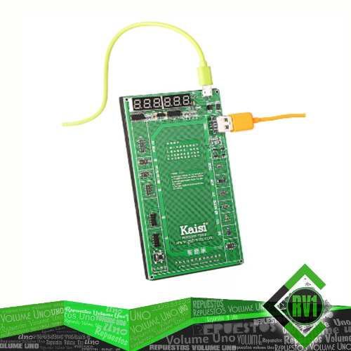 Activador baterias iphone, samsung, huawei, xiaomi, htc, ios