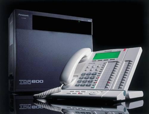 Centrales telefónicas panasonic, samsung, skyphone