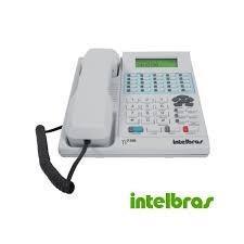 Telefono operador intelbras. sr jorge