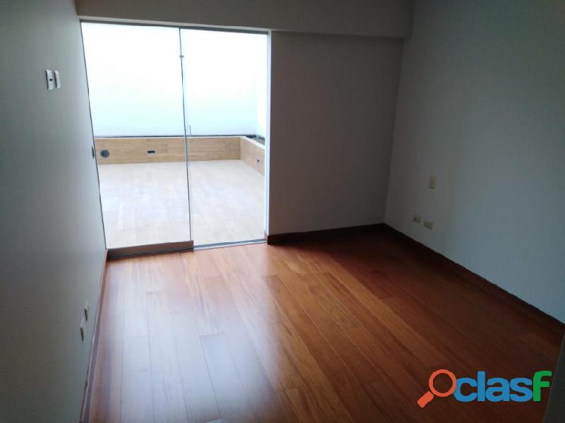 Alquilo departamento en Chacarilla San Borja 236 m2, US$ 2,600, 3 dormitorios, 2 cocheras, l