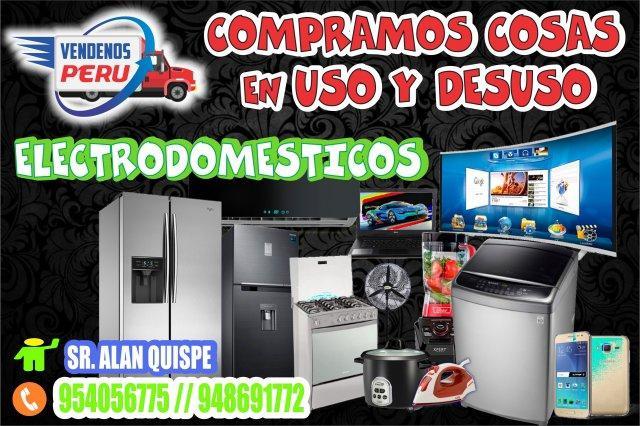 COMPRADORES DE COSAS USADAS Y ANTIGUEDADES, COMPRO DE TODO