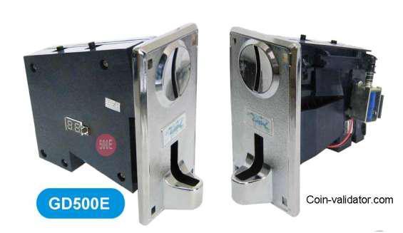Vending machine multi coin acceptor validator (5 coin en