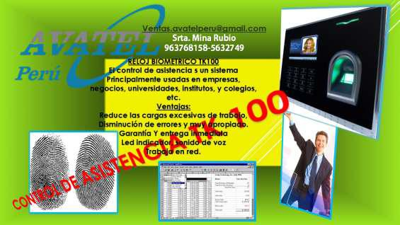 Venta de relojes modelo tk100 en Huaral