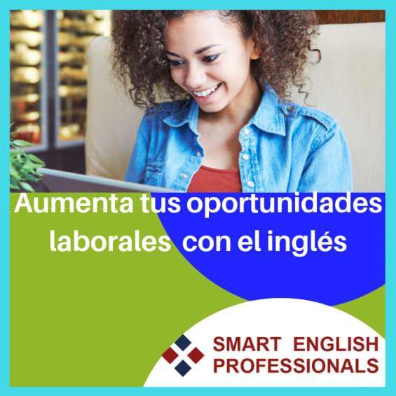 Clases de inglés con profesores norteamericanos y
