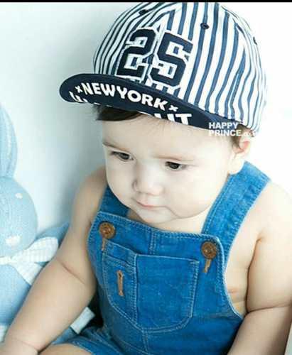 Gorro bebe niño béisbol azul sol 78788bd1808