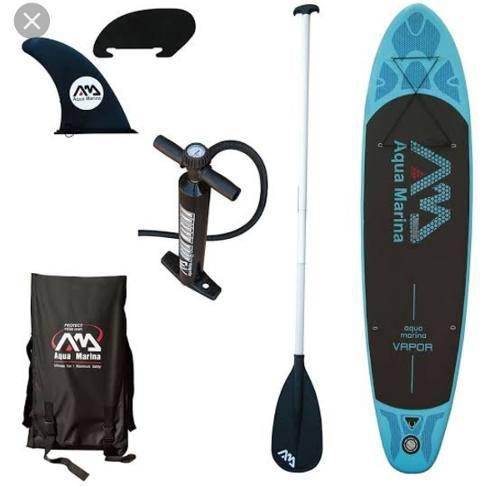 Paddle board aqua marina inflable bote verano 2017 playa