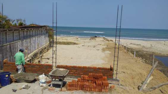 Vendo terreno en playa punta sal en Contralmirante Villar