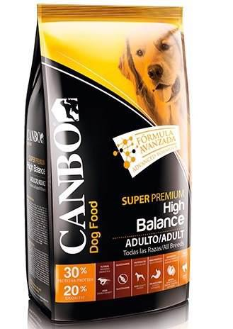 Canbo adulto high balance alto rendimiento 15kg
