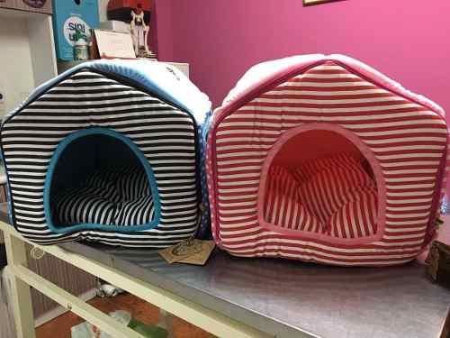 Casa cama de perro y gato
