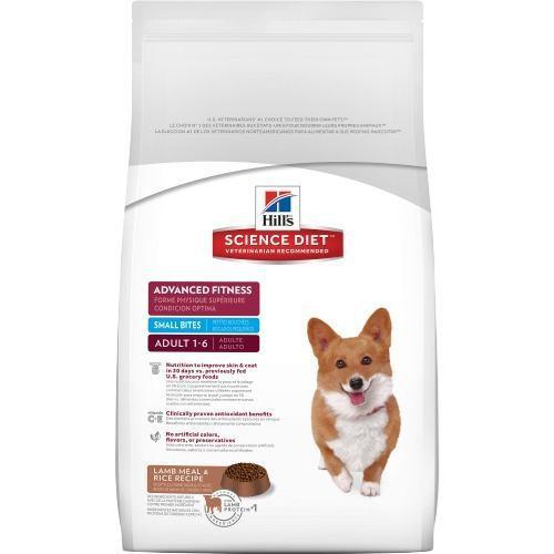 Equilibrio natural comida seca para perros baja en calorías 4.5 lbs