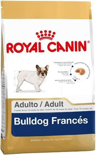 Royal canin bulldog frances adulto 3kg alimento perro french