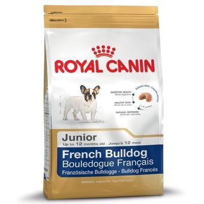 Royal canin bulldog frances junior 3kg alimento perro french