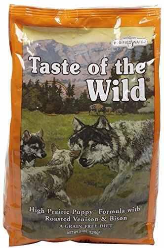 Taste of the wild high prairie puppy hipoalergénico 13kg