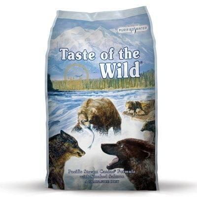 Taste of the wild pacific stream canine de 13 kg