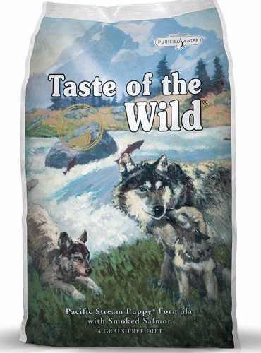 Taste of the wild pacific stream puppy hipoalergénico 13kg