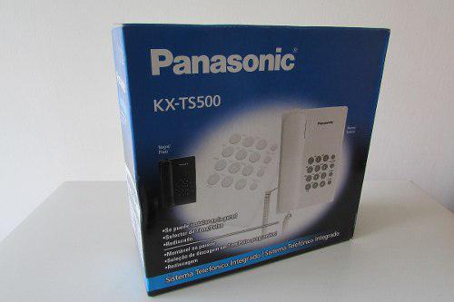 Telefóno panasonic kx-ts500 nuevo en caja