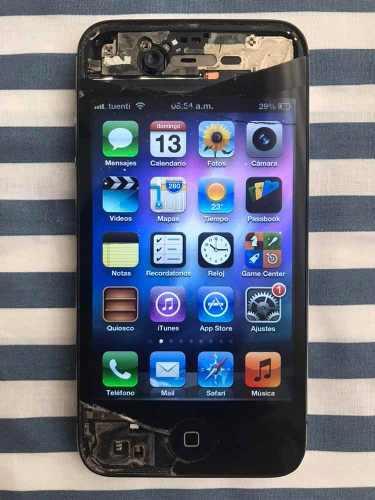 Apple iphone 4s 64gb libre de icloud y operadora