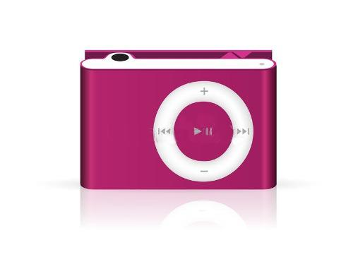 Apple ipod shuffle 2da gen 1gb + base dock original