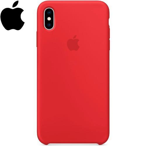 Apple silicone case carcasa funda iphone xr y xs max en Peru