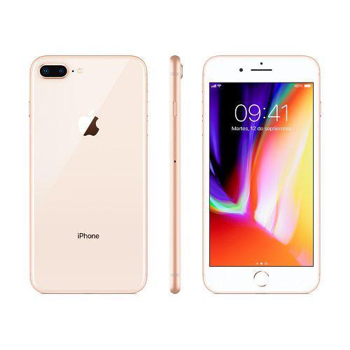 Celular apple iphone 8 plus 5.5' ips ios 11 lte nano sim
