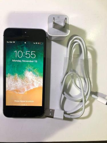 Iphone se 16gb libre para cualquier operador