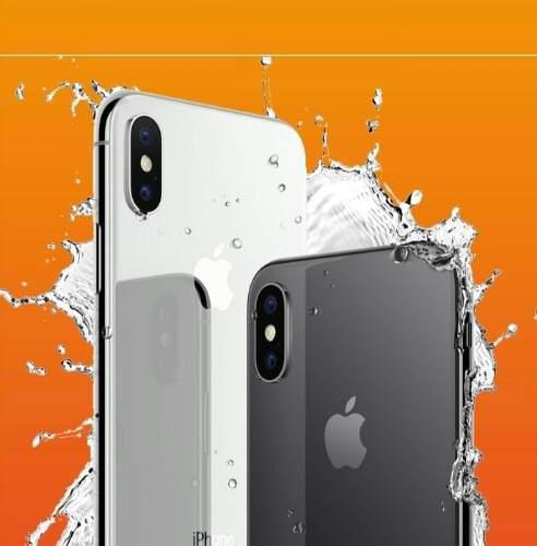 Iphone x 64gb / silver / apple tienda