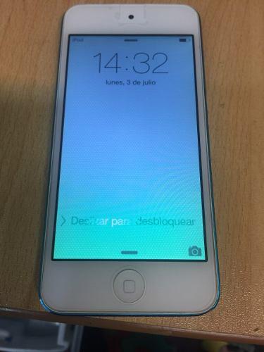 Ipod touch 5ta 32gb con garantía